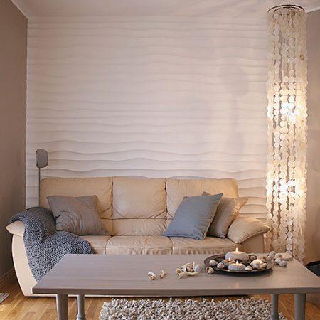 3d, 3d panels, 3d surface, glamoure home, home improvement, wall art, wavy panels, wow factor
