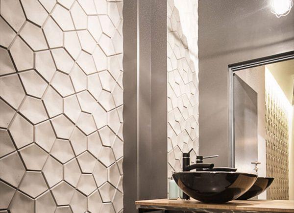 kili concrete 3D tiles