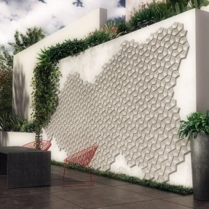 kili concrete 3d tiles