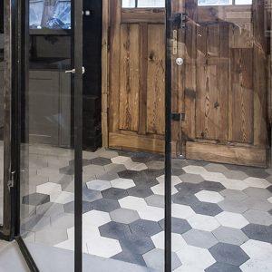 la rambla concrete 3D tiles