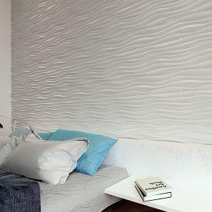 ripple 3d wall panel