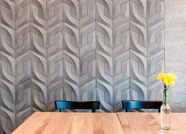 Rivall concrete 3D tiles