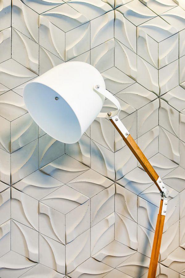 tzara concrete tiles