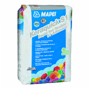 MAPEI Keraquick S1 white adhesive 20kg