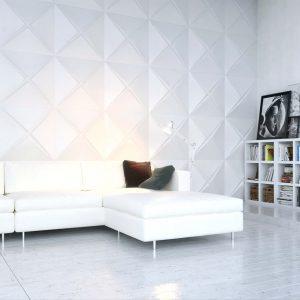 Vente gypsum 3d tiles