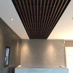 Accoustic wooden panels II