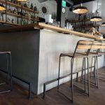 Concrete bar - panels I