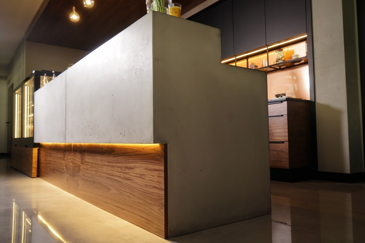 Concrete bar - precast I