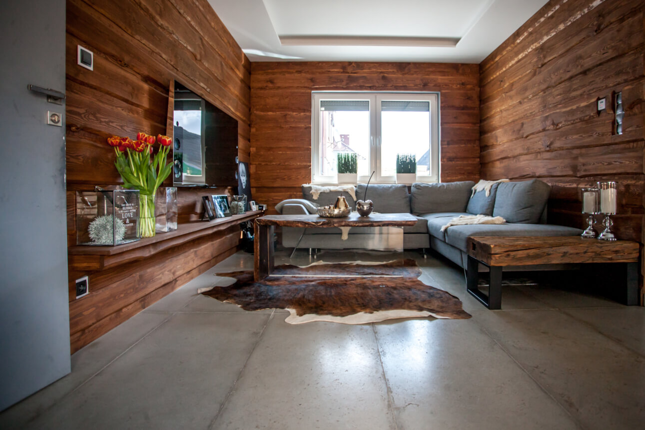 Concrete flooring V