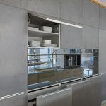 Concrete kitchen fronts II