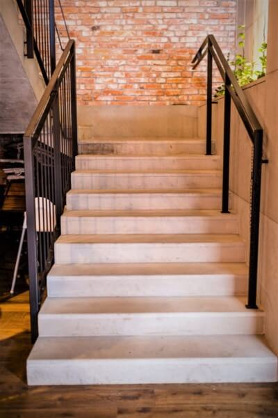 Concrete stairs I