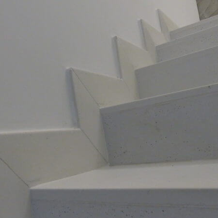 Concrete stairs II