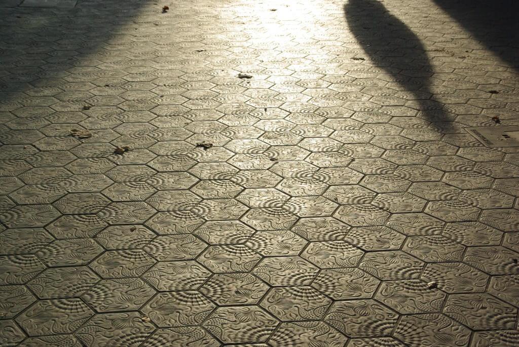La rambla concrete floor tiles I