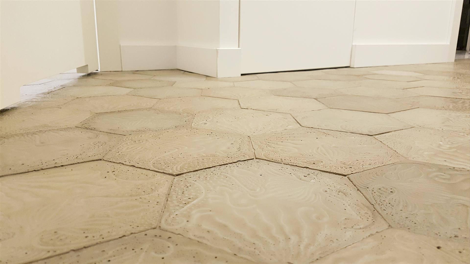 La rambla concrete floor tiles III