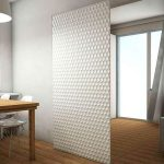 MDF 3D panels on door II