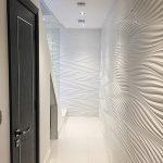 MDF 3D panels on doors II