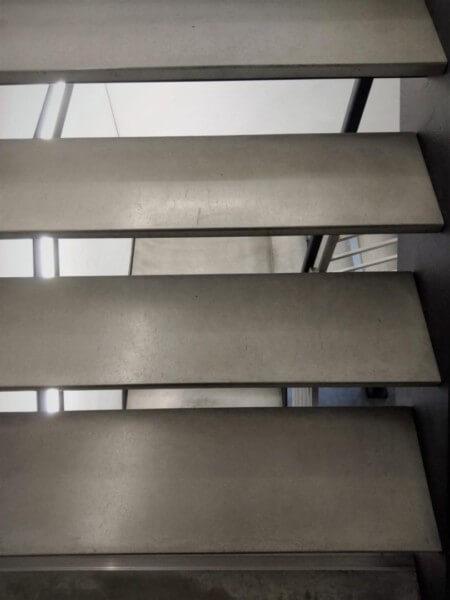 Openwork stairs I