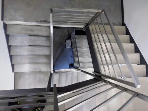 Openwork stairs III