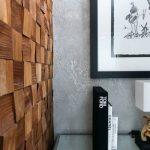 Wooden cubes I
