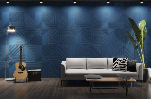 cords 4 3D wall panel